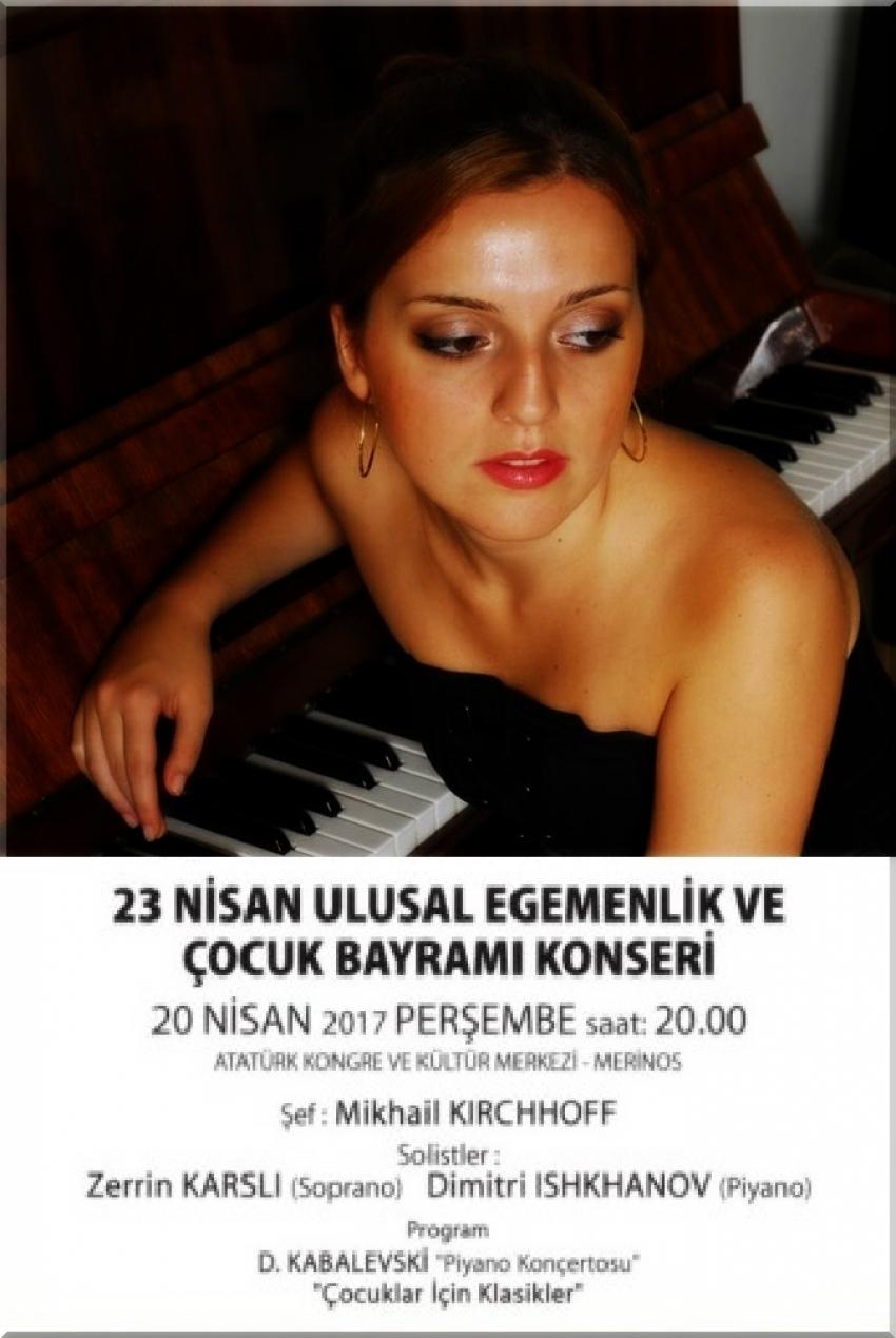 Zerrin Karslı Bursa Konseri