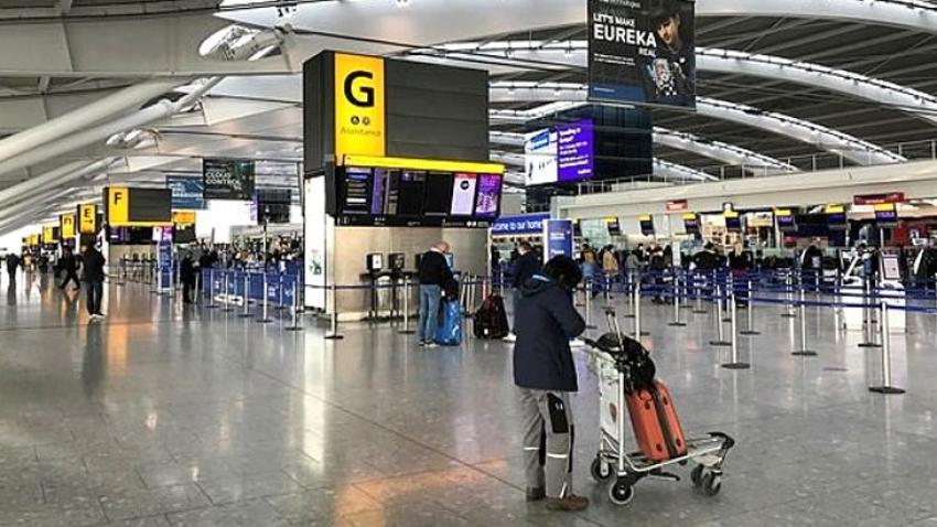 İngiltere, ülkeye giriş-çıkışları kapatıyor