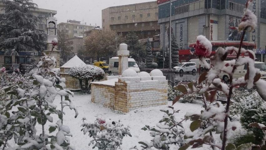 Yılın ilk kar tatili haberi geldi!