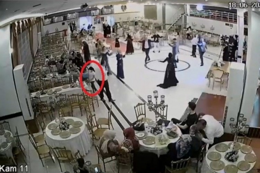 Bursa'da kameralara bu şekilde yakalandı