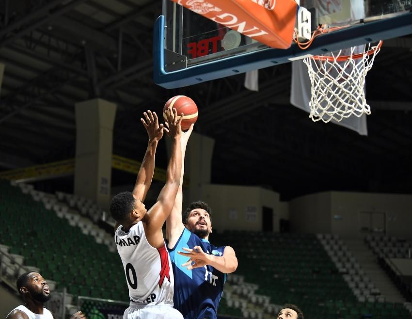 Bursa'da basketbol şöleni