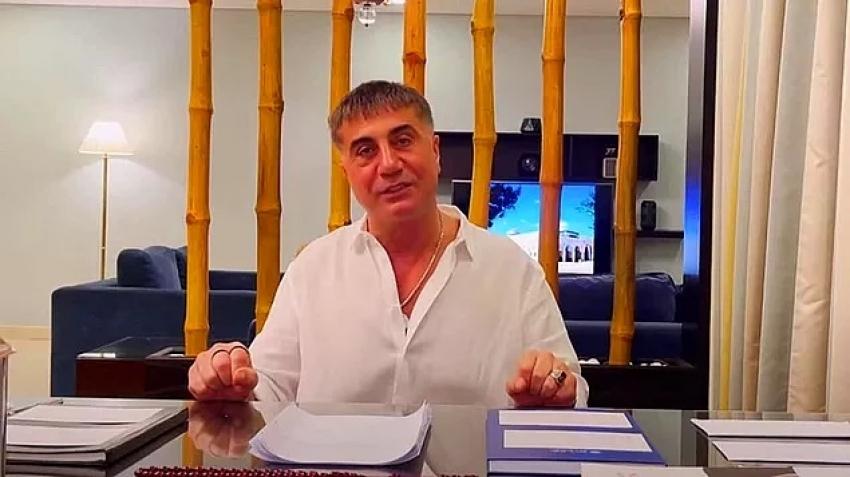 Sedat Peker cephesinden flaş video açıklaması